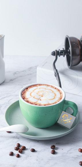 创意咖啡拉花
